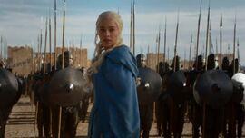 <b>Daenerys Targaryen's Unsullied</b>