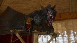 Angry Drogon s3e7