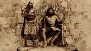 King Robert Baratheon Hand Jon Arryn