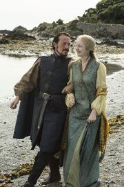 Bronn and Lollys