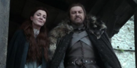 Eddard and Catelyn Stark