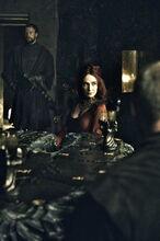 Melisandre PaintedTable