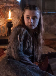 Shireen Baratheon Season 4 profile