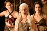 Daenerys, Irri & Doreah 1x07