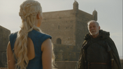 Barristan meets daenerys