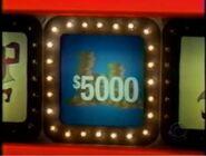 Celebrity PYL $5000