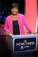 Sherri Shepherd The Newlywed Game Podium