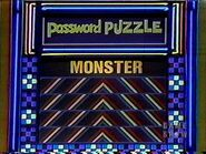 Password Plus Puzzle Board 3