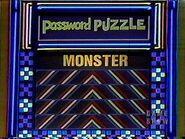 Password Plus Puzzle Board 3
