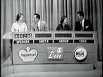 The Price is Right 1957 COnestant's row
