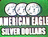American Eagle Silver Dollars