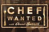 Chef Wanted With Anne Burrell Logo