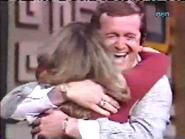 Bill Hugs Rosemary