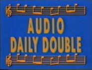 Audio Daily Double -16