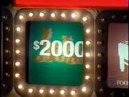 Celebrity PYL $2000