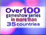 Over 100 Game Show Series In More Than 35 Countries