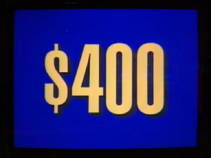 Jeopardy 1996