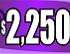 $2250