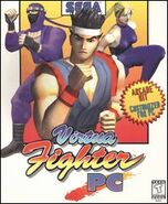 Virtua Fighter PC