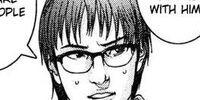 Glasses Wearing Oni Alien