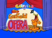 The Garfield Opera
