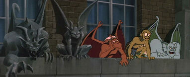 Gargoyles All