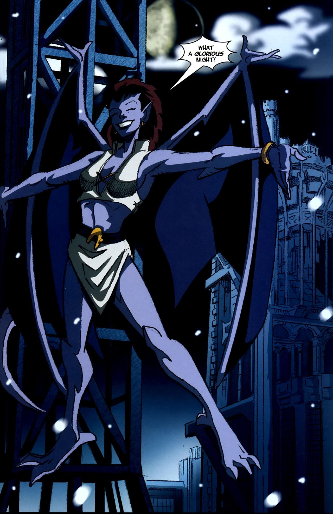Avalon Clan | Grimorum | Fandom powered by Wikia Gargoyles Angela
