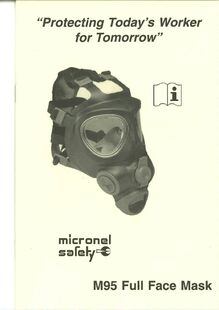 M95 Manual Front Page