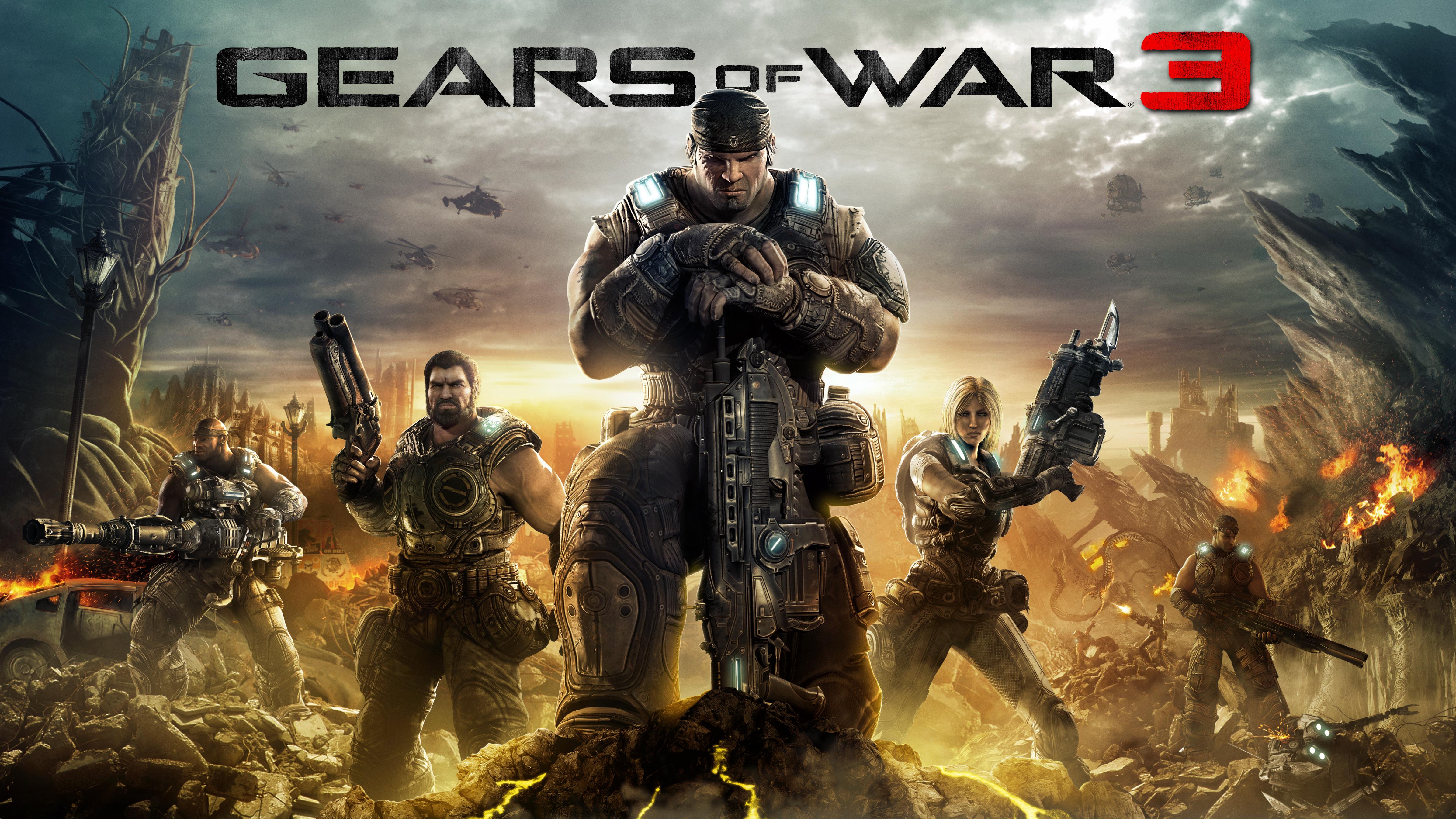 Resultat d'imatges de gears of war 3