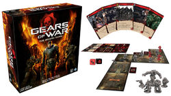 Gears board game