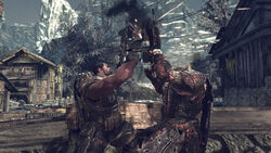 Gow-2-cole-chainsaw-duel