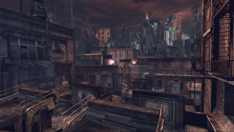 Rooftops Gears Of War Fandom Powered By Wikia
