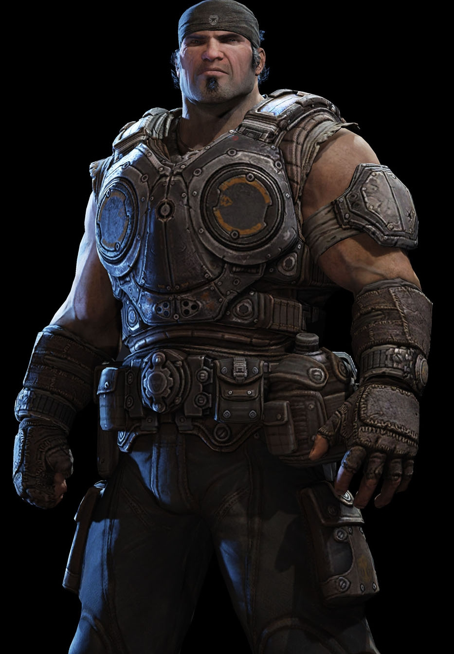 Image result for marcus fenix