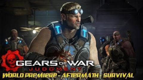 Gears of War Judgment - World Premiere Trailer (Campaign - Aftermath - Survival Mode)