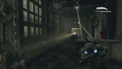 NHWF Armed Hallway