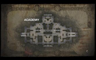 Gears Of War 3 Academy