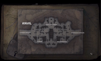 Gears Of War 3 Anvil
