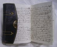 Charles William Ewing Diary