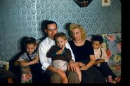 Borlands Thanksgiving 1954