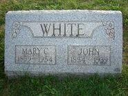 White JohnMaryC