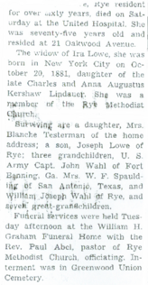Lindauer-AnnaLillian 1956 obituary