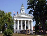 Orange county indiana courthouse 08 2007