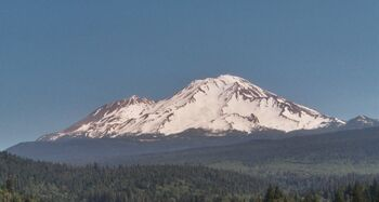 Shasta from south
