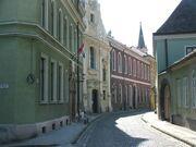 Esztergom Pazmany utca