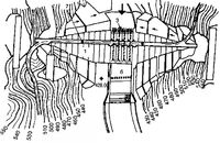 Izvorul Muntelui - Plan