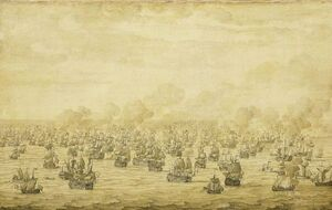 Van de Velde, Battle of Schooneveld