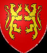 Armoiries Angleterre 1189