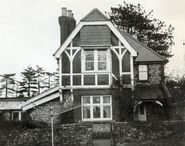 The Russ family home - Cudham 1970-1973