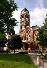 Campbell county courthouse newport ky