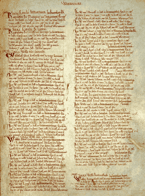 Domesday Book - Warwickshire